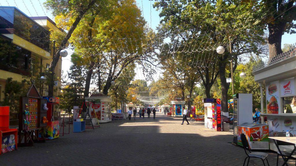 Info Shymkent - Taschkent Arbat