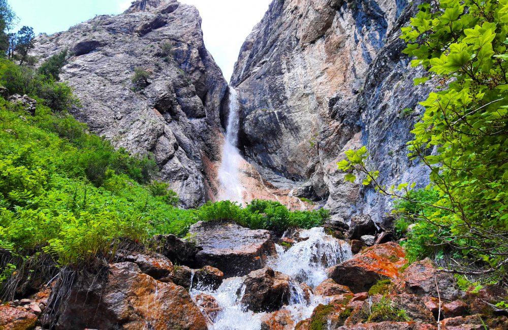 Info Shymkent - Kaindy Waterfall - Sairam Ugam Nationalpark