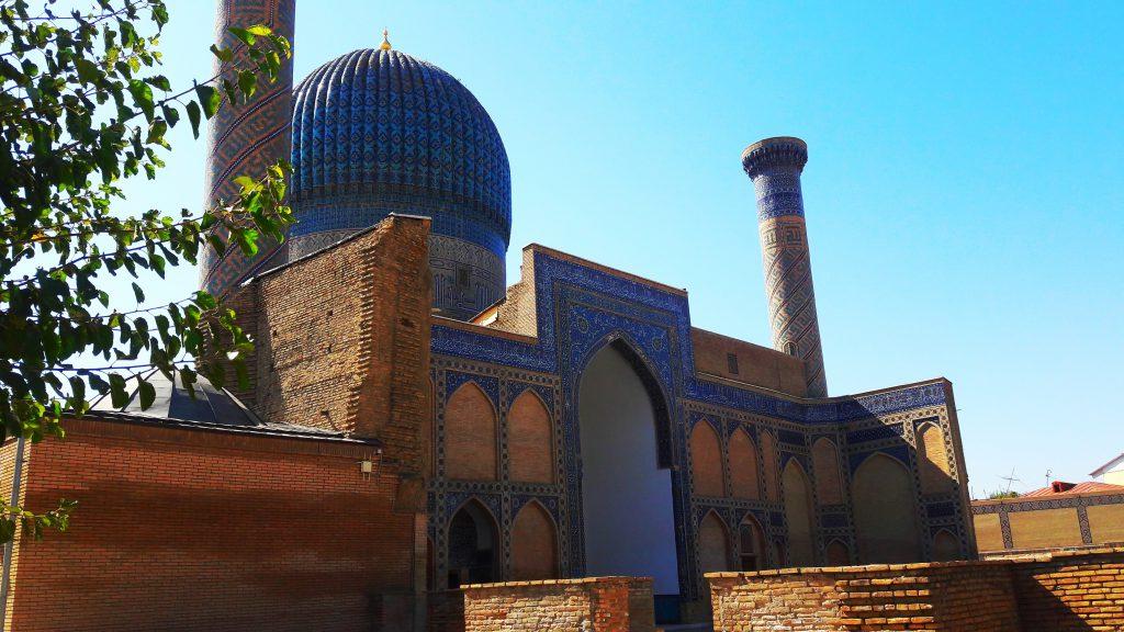 Info Shymkent - Amyr Temur's Mausoleum