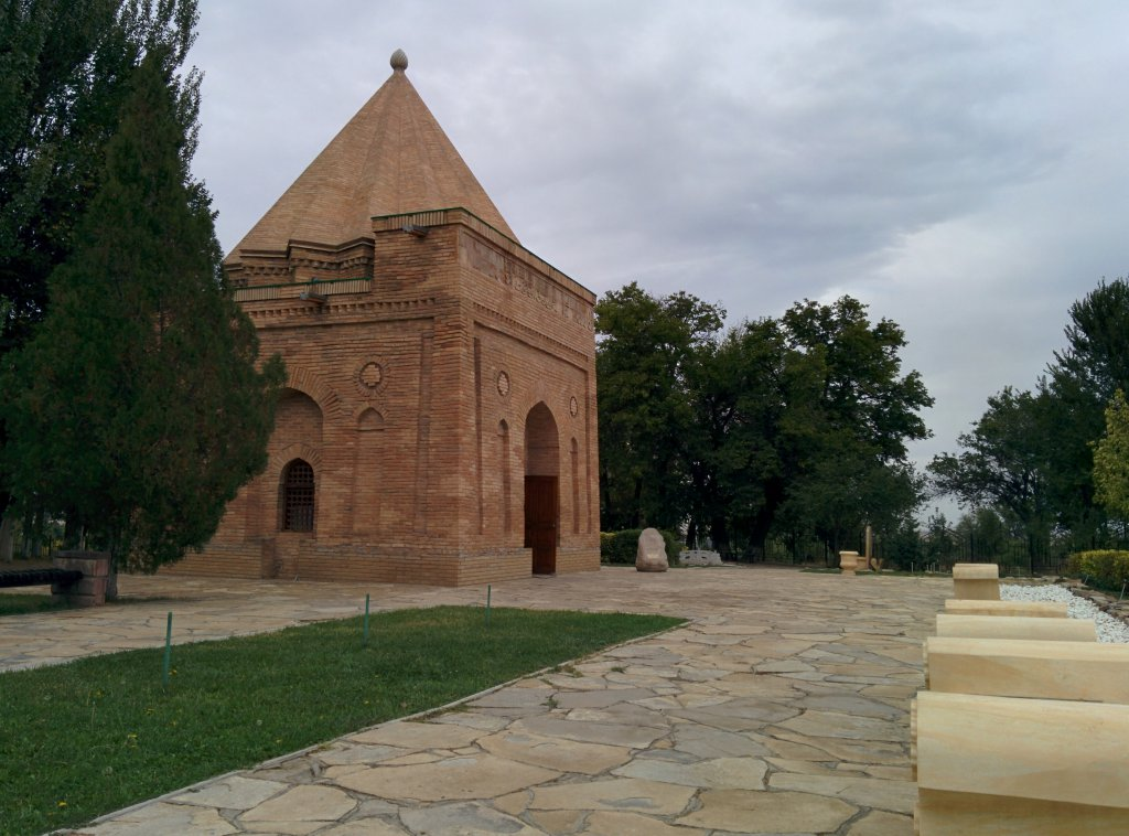Info Shymkent - Babaji Khatun Mausoleum