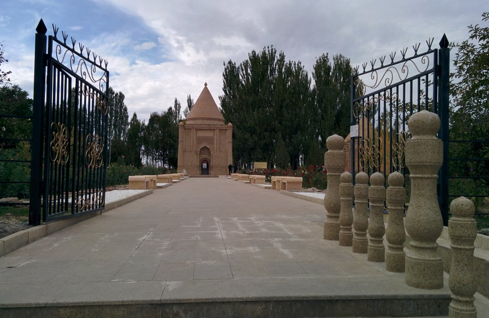 Info Shymkent - Aisha Bibi Mausoleum