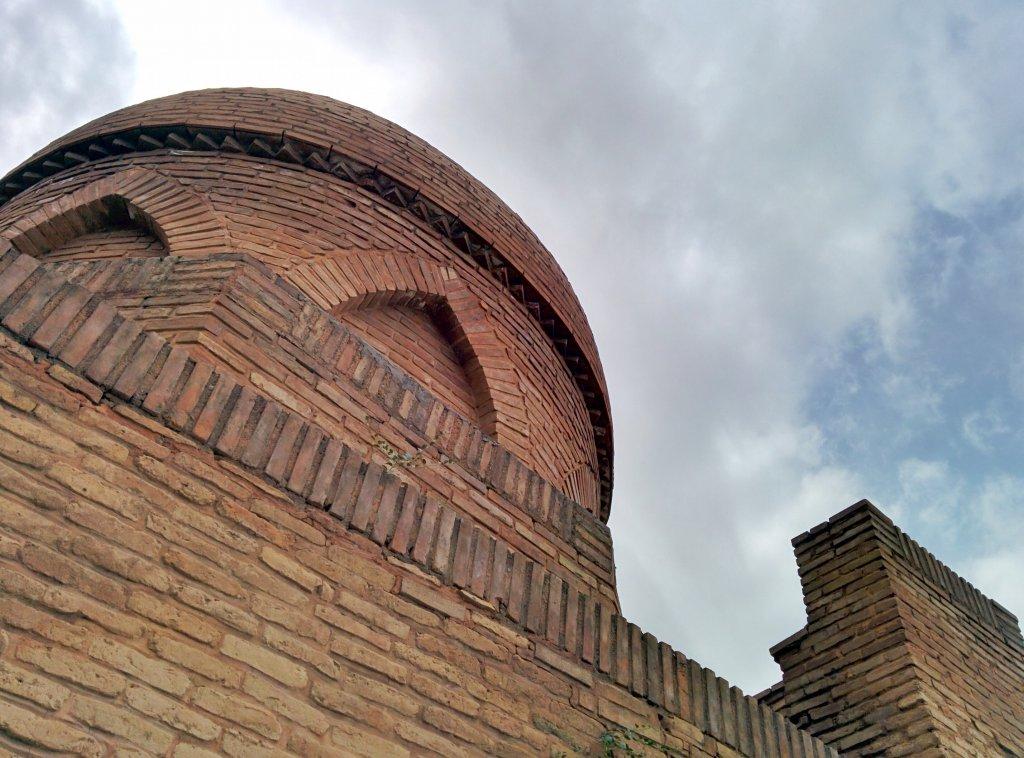 Info Shymkent - Ibragim Ata Mausoleum in Sayram