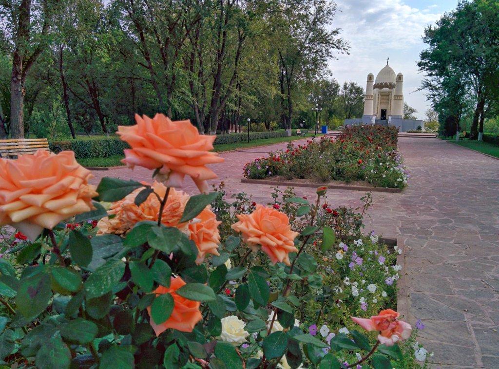 Info Shymkent - Domalak Ana Mauoleum