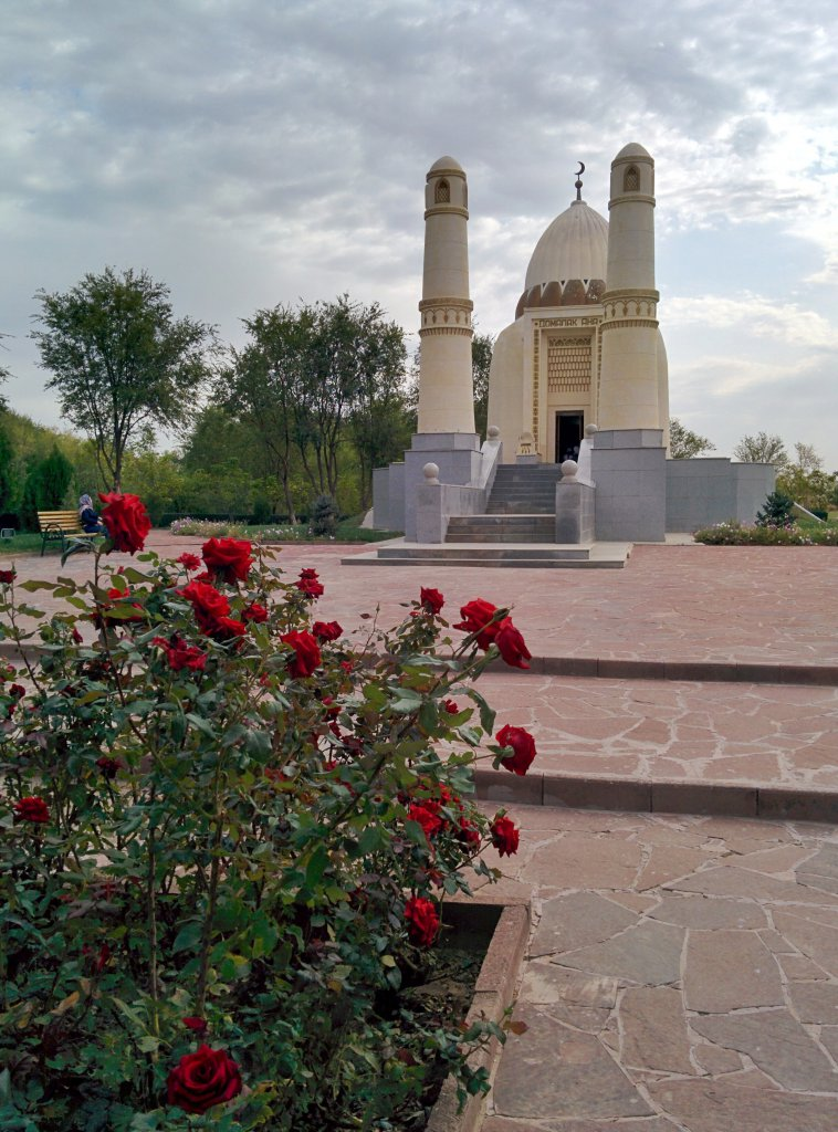 Info Shymkent - Domalak Ana Mausoleum