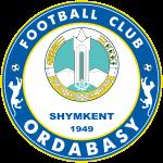 Info Shymkent - Logo of FC Ordabasy in Shymkent