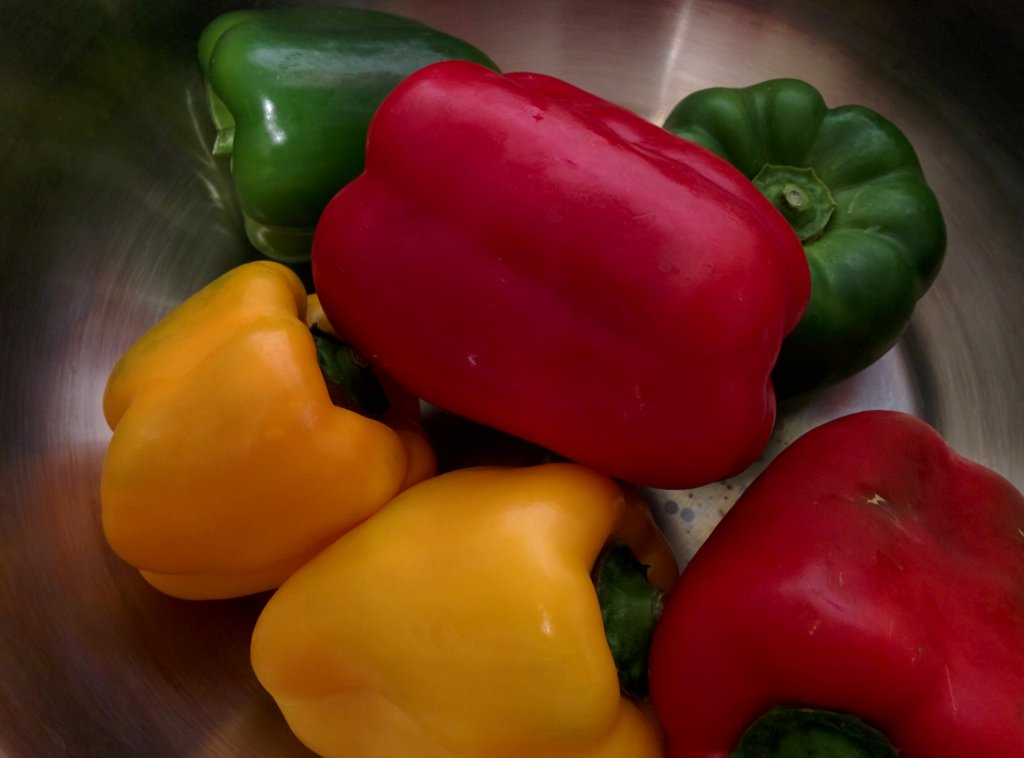 Info Shymkent - Stuffed Peppers