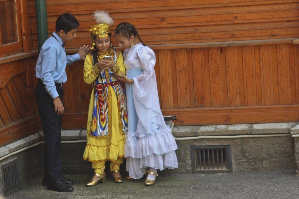 Info Shymkent - Traditional meet Modern during Nauryz
