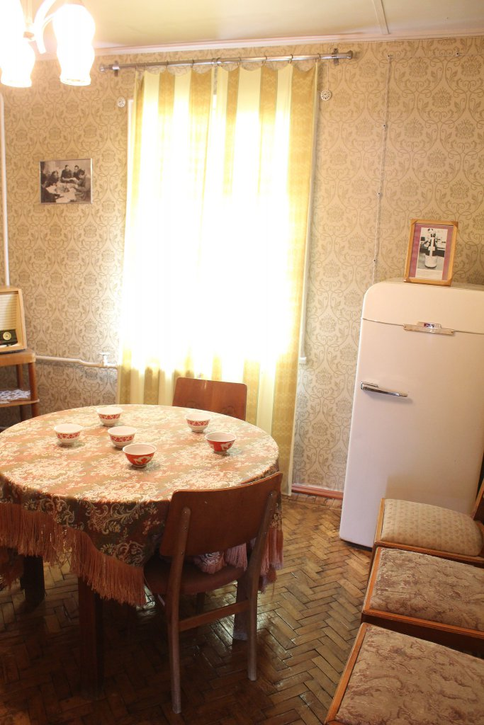 Info Shymkent - Living Room of Korolev in Baikonur