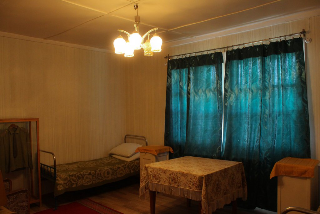 Info Shymkent - Inside of the Gagarin's House
