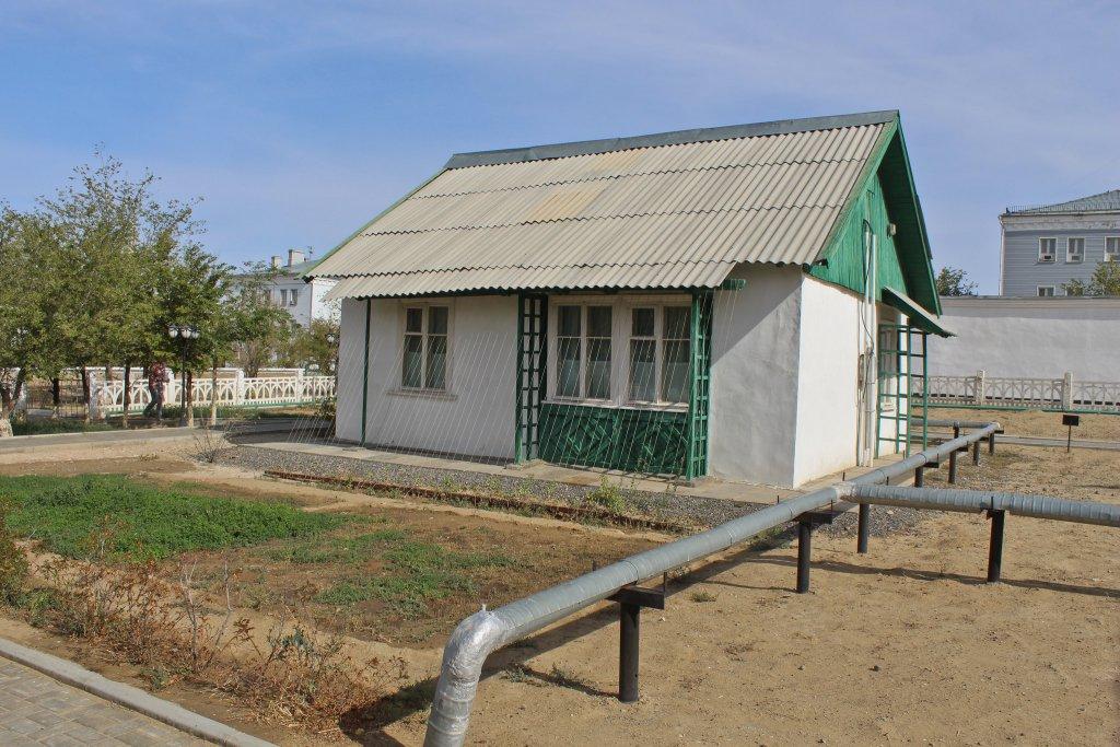 Info Shymkent - Gagarins House in Baikonur