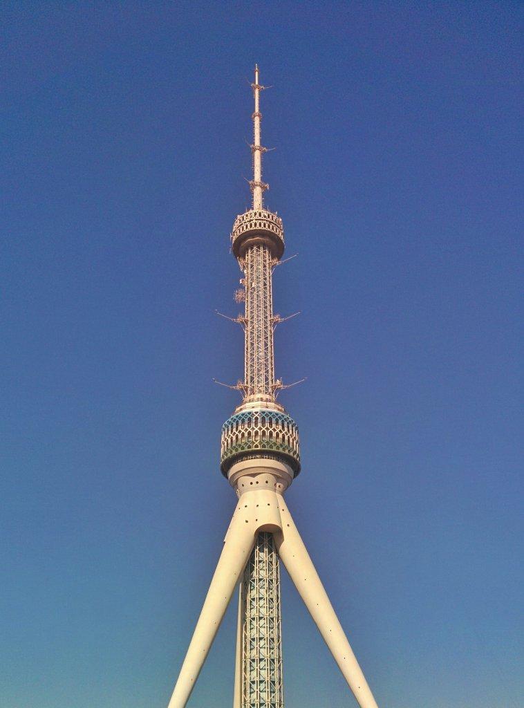 Info Shymkent - The TV Tower of Tashkent