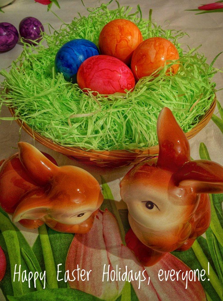 Info Shymkent - Happy Easter Holidays