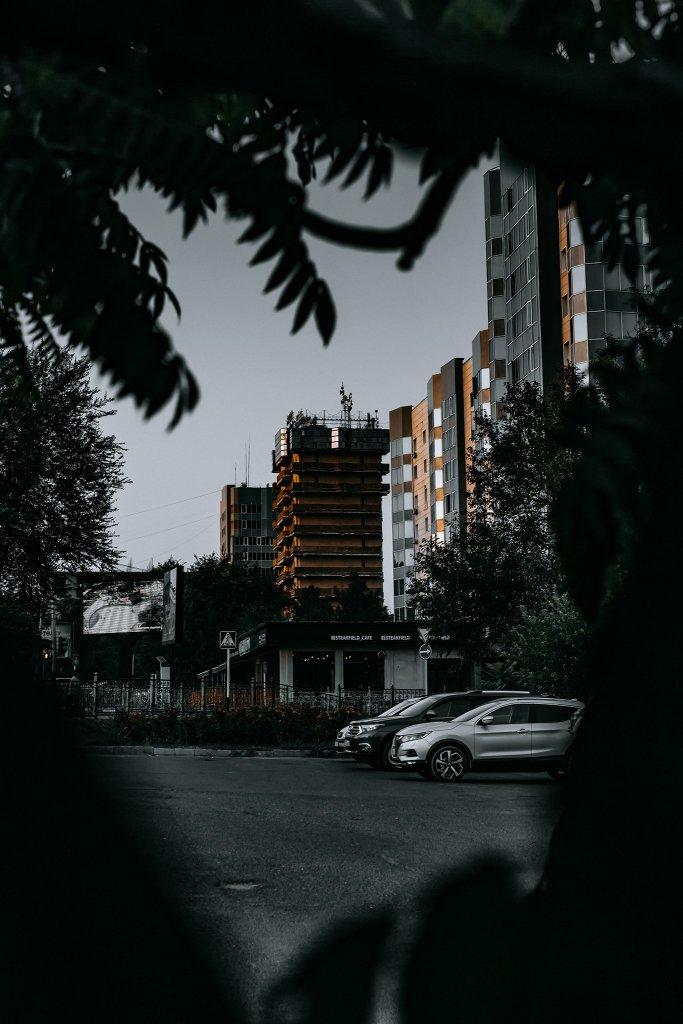 Info Shymkent - Skyline - Dmitriy Pak Photo