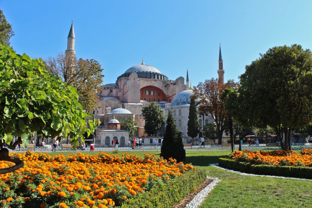 Info Shymkent - Istanbul is the old Constantinople