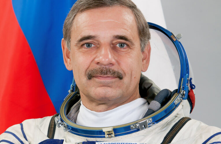 Cosmonaut Mikhail Kornienko – One year in space