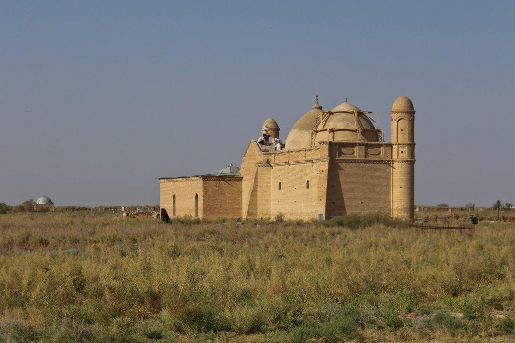 Info Shymkent - Arystan Bab Mausoleum