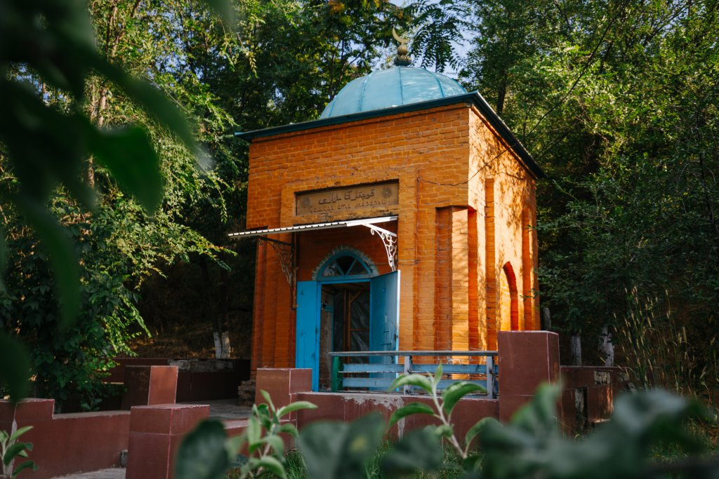 Info Shymkent - Koshkar-Ata Mausoleum in Shymkent