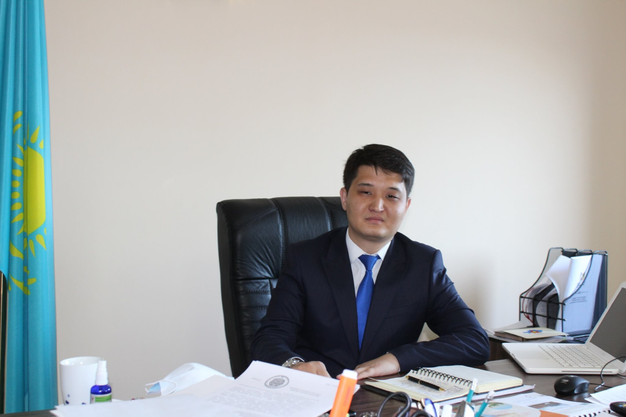Info Shymkent - Head of Tourism Department in Shymkent