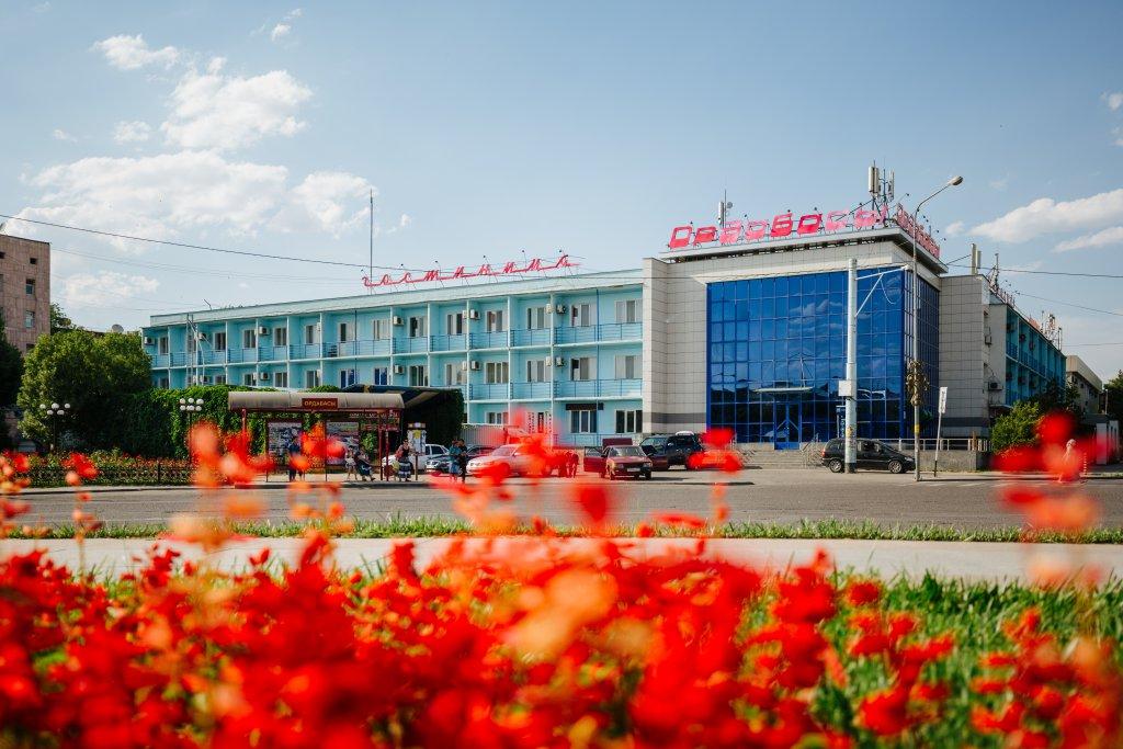 Info Shymkent - Ordabasy Square in Shymkent