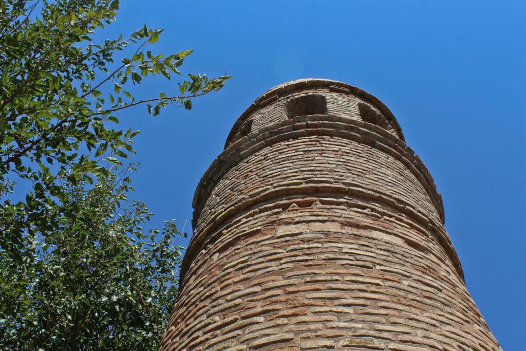 Info Shymkent - Kydyr minaret in Sairam