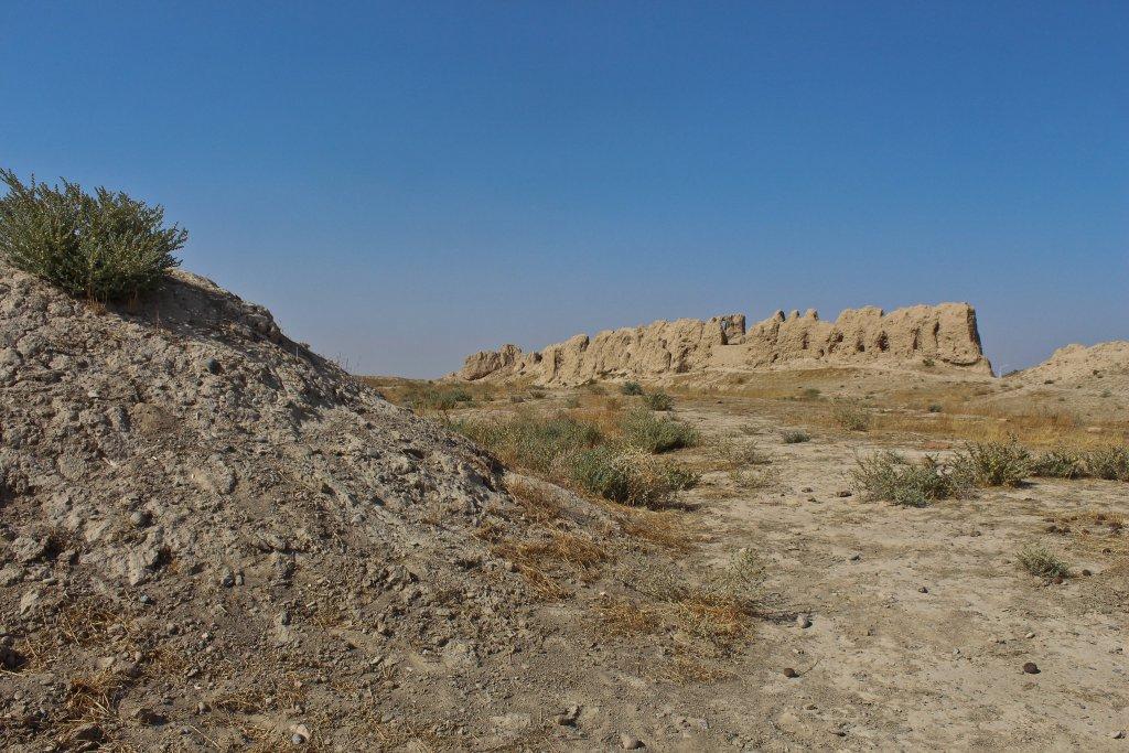Info Shymkent - Ancient silk way city Sawran