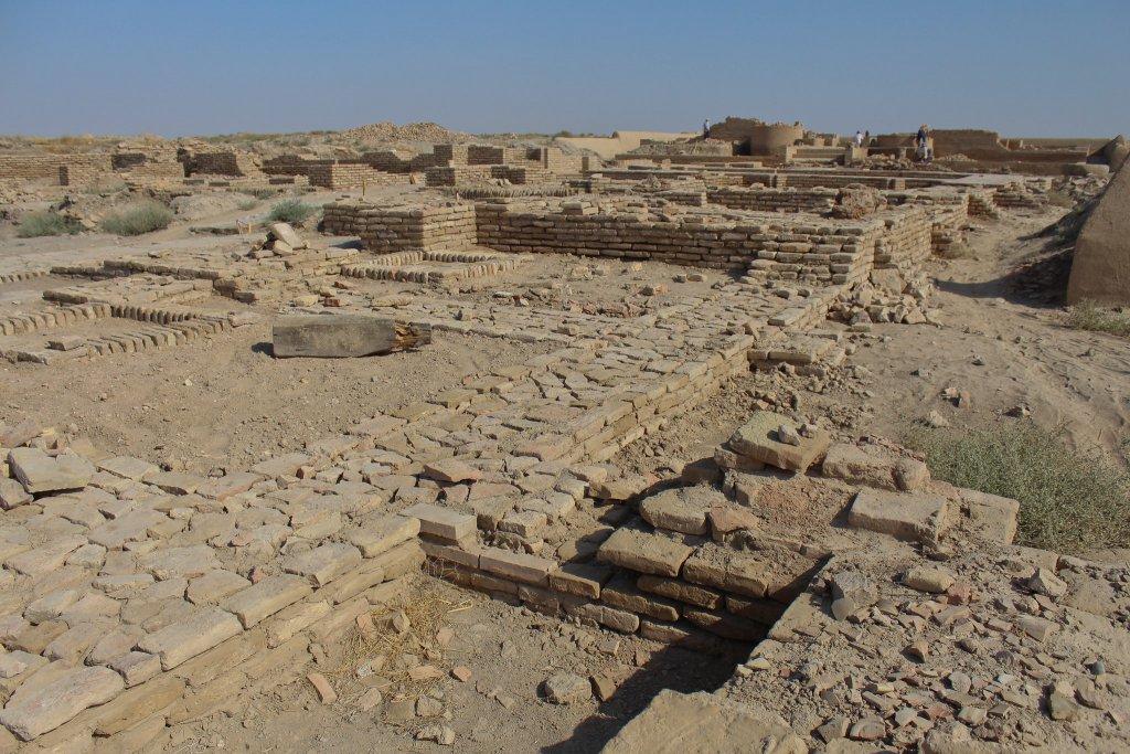 Info Shymkent - Ruins of silk way city Sawran