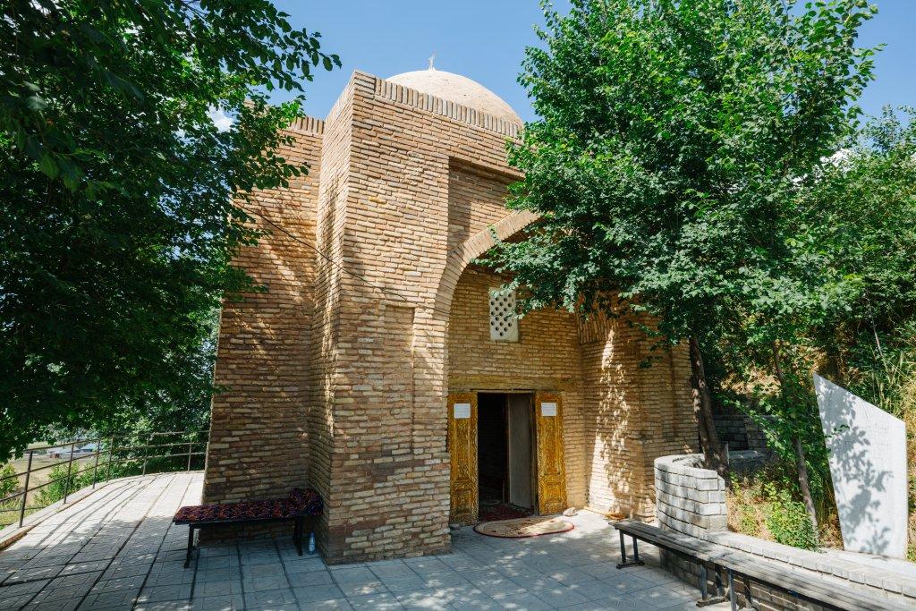 Info Shymkent - Mausoleum in Sayram, Shymkent