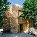 Info Shymkent - Ibragim Ata Mausoleum in Sayram, Shymkent