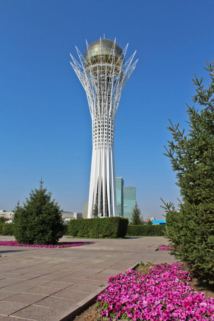Info Shymkent - Bayterek Tower is the symbol of Nur-Sultan