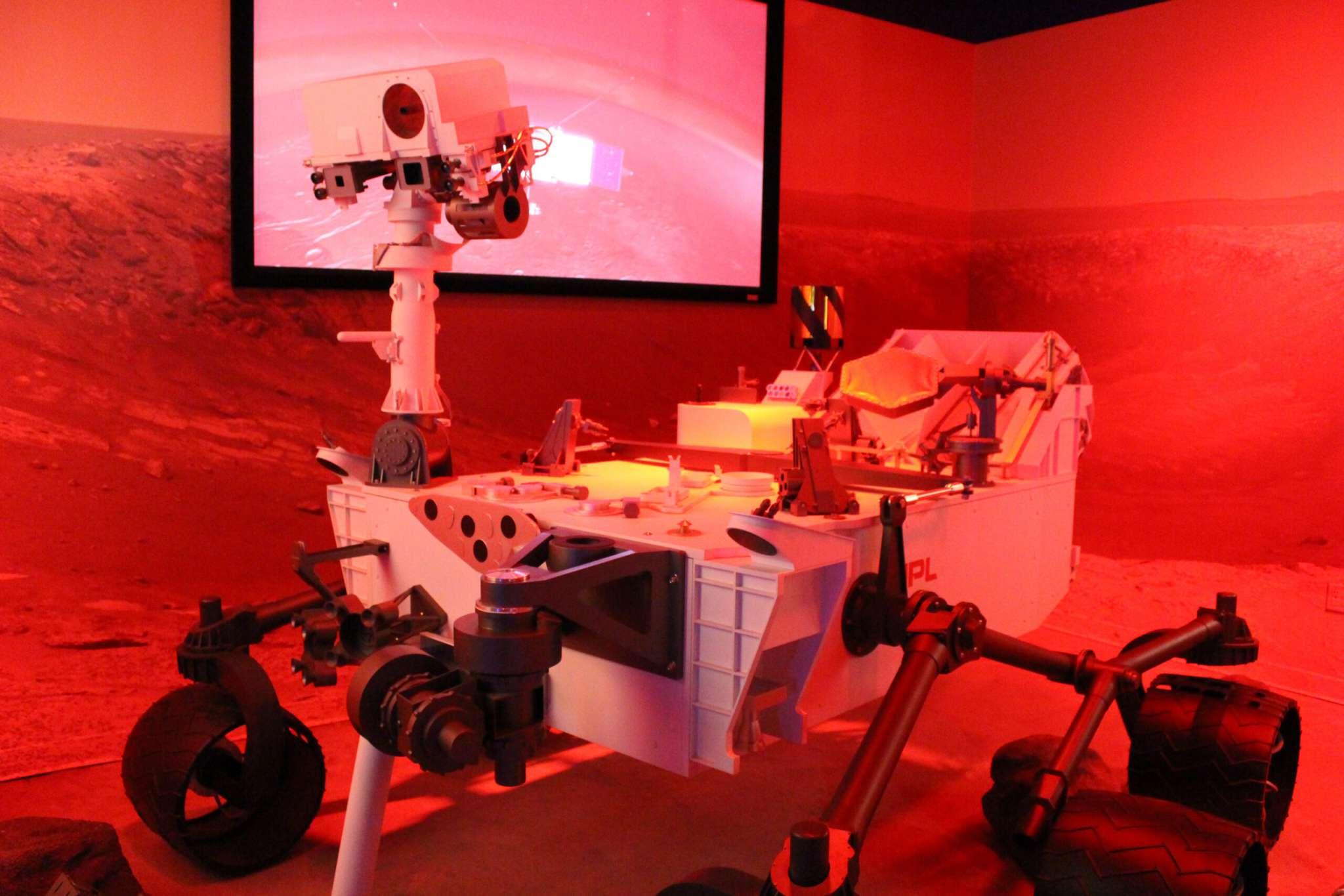 Info Shymkent - NASA Mars rover Curiosity
