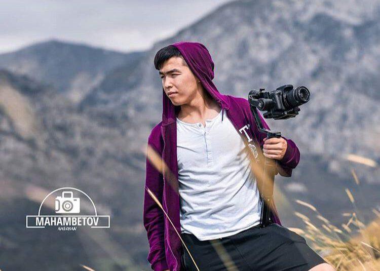 Info Shymkent - Drone pilot and Photographer Amirkhan Mahambetov