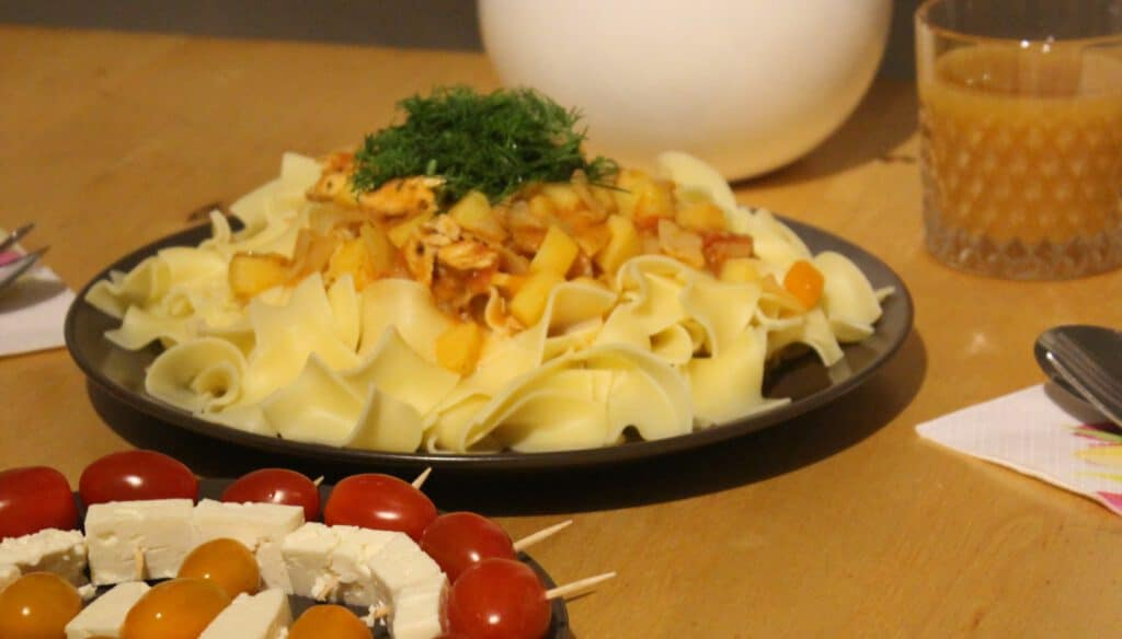 Info Shymkent - Cooking Kazakh meal Nansalma