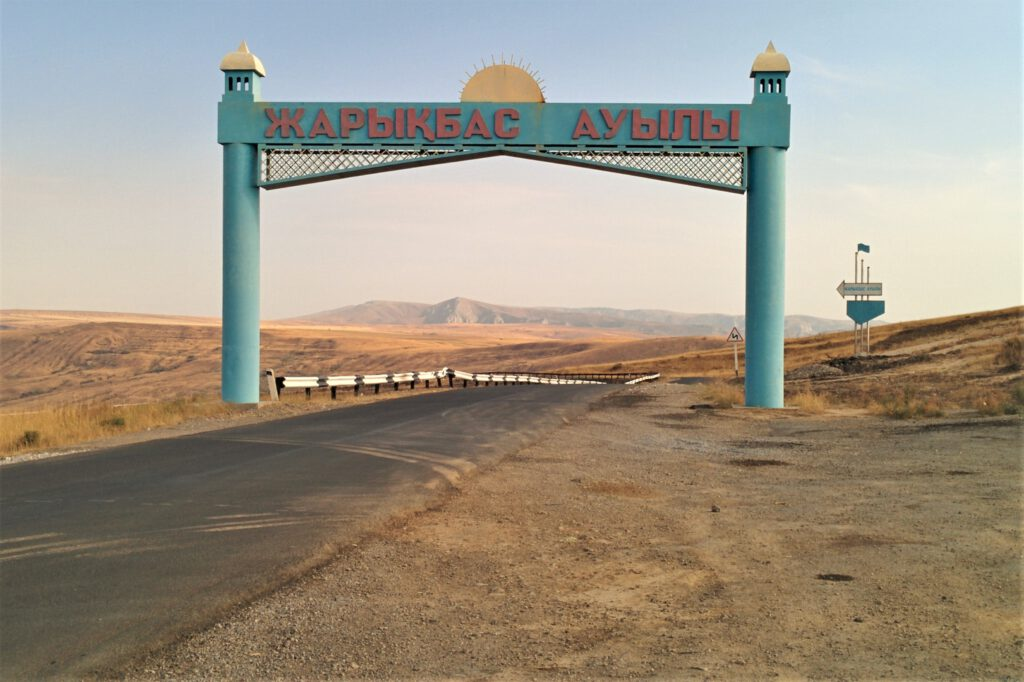 Info Shymkent - Door to Karatau Mountains of south Kazakhstan