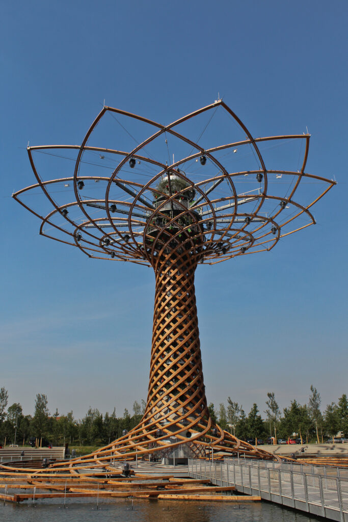 Info Shymkent - Centerpiece of the Expo 2015 in Milan, Italy