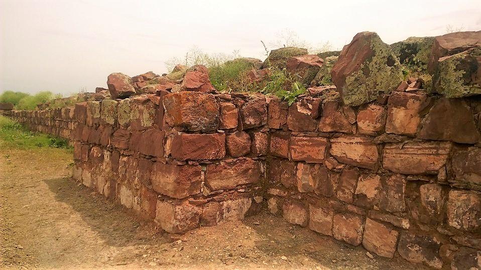 Info Shymkent - Guide Islam Kalani visited mystic palace Akyrtas near Taraz