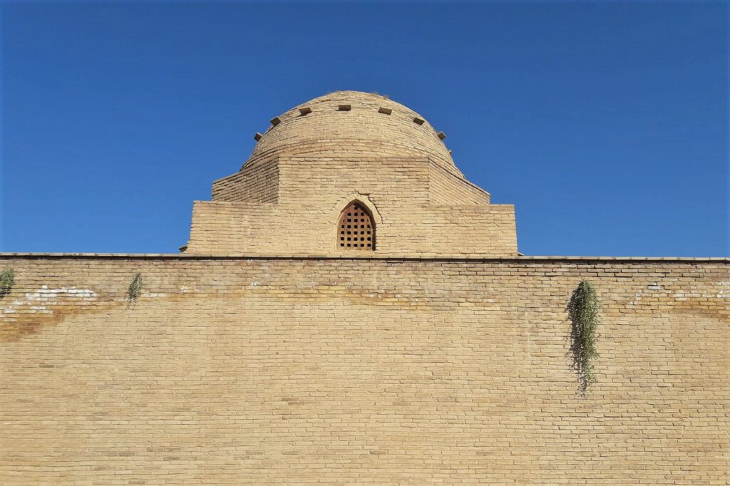 Info Shymkent - Photo of Appaq Ishan Complex near Turkistan by Islam Kalani