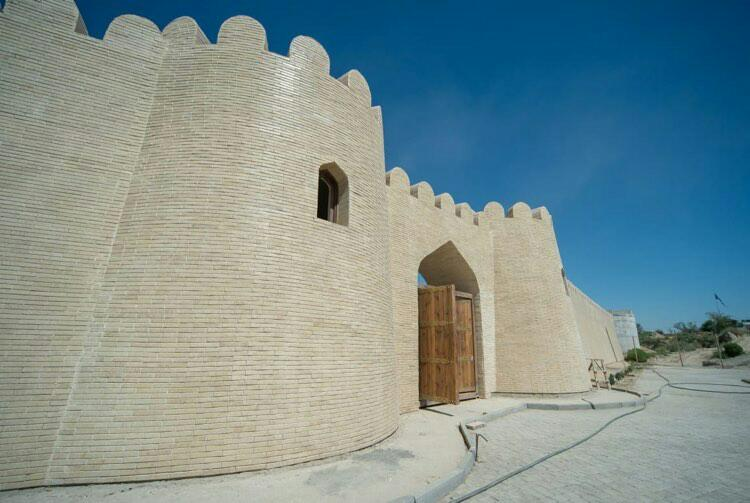 Info Shymkent - The new citadel is the newest tourist attraction in Shymkent (Image: VisitShymkent)