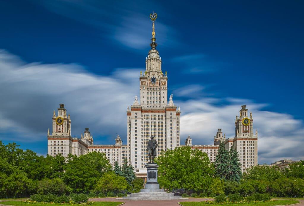 Info Shymkent - Farhat Kabdykairov studied at Lomonosov University