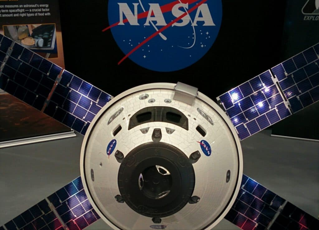 Info Shymkent - NASA's Artemis-1 mission will test also the Orion capsule