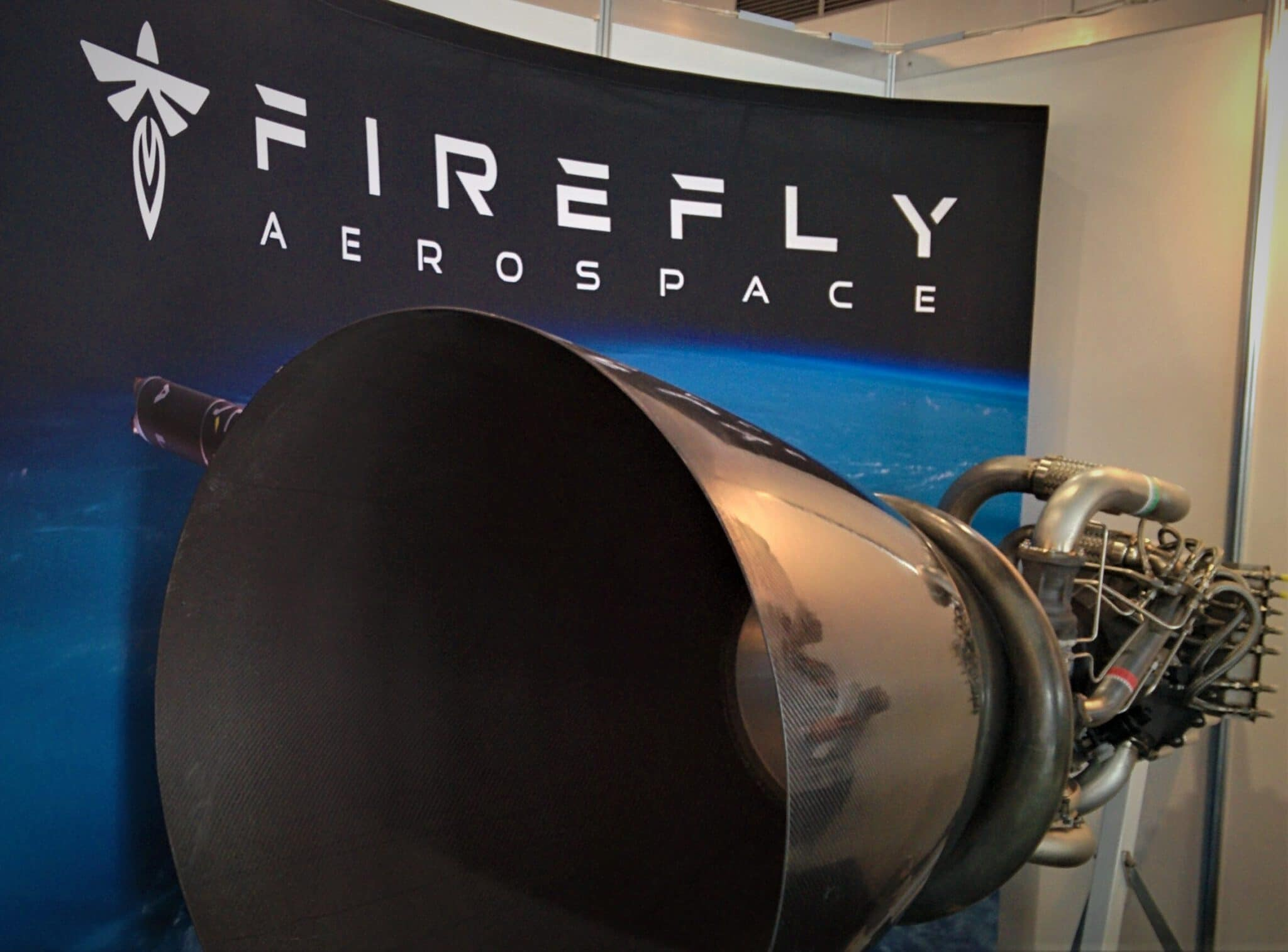 Info Shymkent - First stage engine of Firefly Alpha rocket