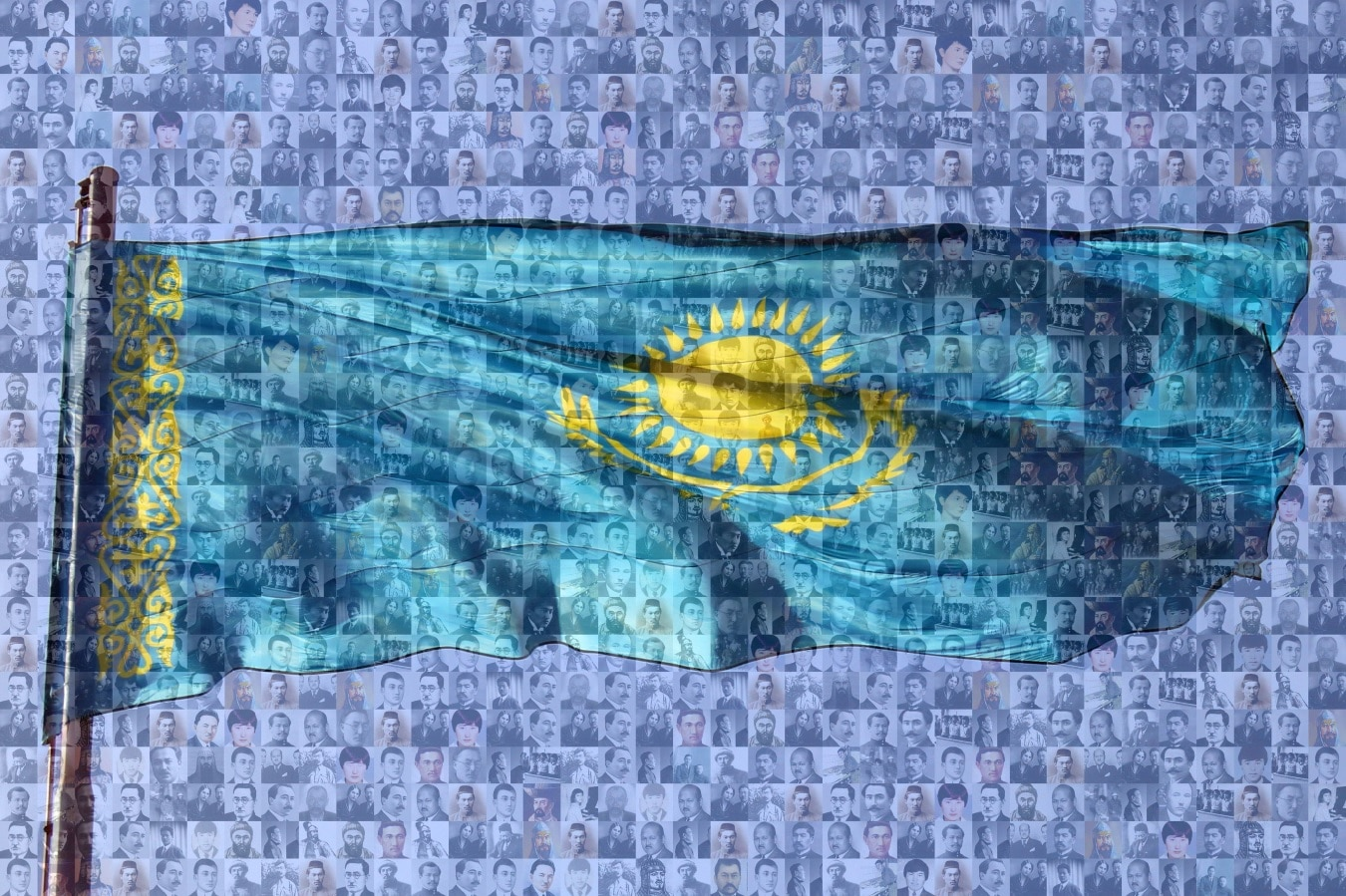 Info Shymkent - 16th of December - Independence Day of Kazakhstan - Heros of Kazakhstan's Independence