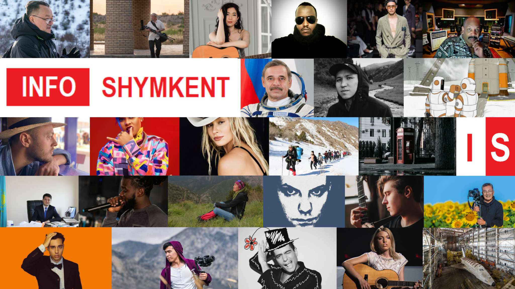 Info Shymkent - Best of 2020 - Our Interviews
