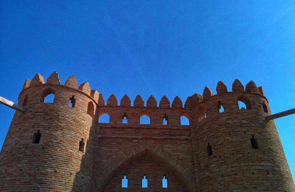 Info Shymkent - Gate of the ancient silk way city (Otrartobe) in Kazakhstan