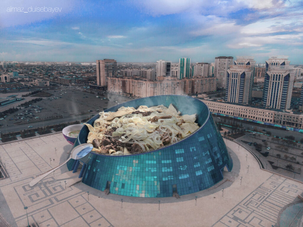 Info Shymkent - Almaz Duisebayev - Nur-Sultan's University of Arts