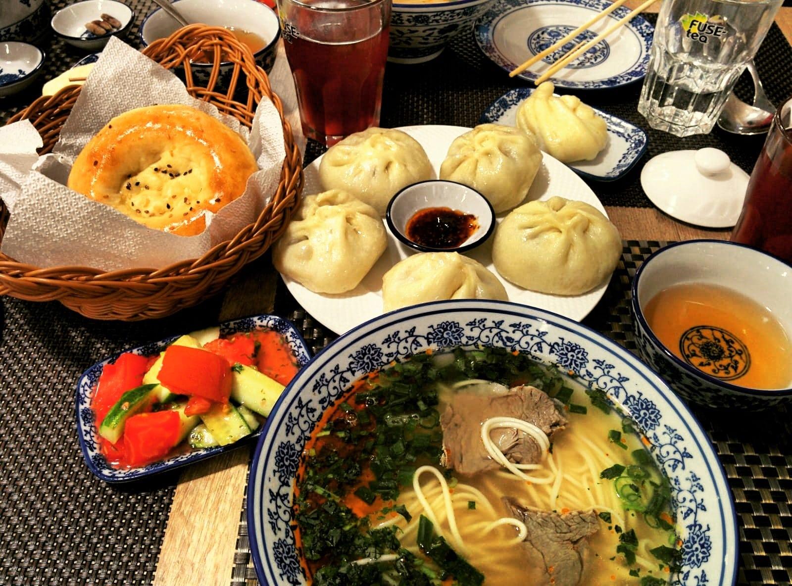 Info Shymkent - Kazakh Cuisine and Kazakhstan's meals