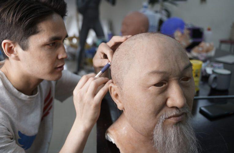Kazakhstan's Monsieur Tussauds: Aidos Esmagambetov