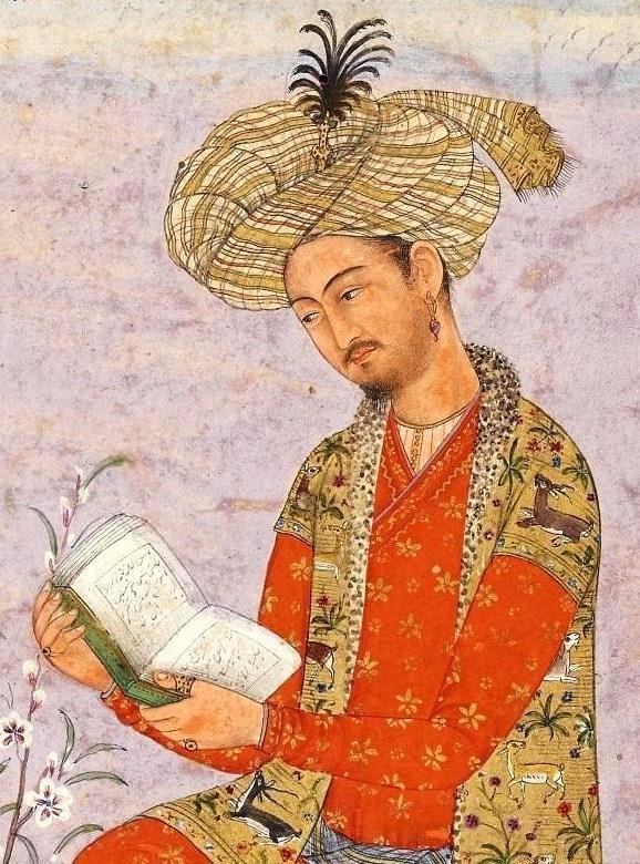 Info Shymkent - Painting of King Babur