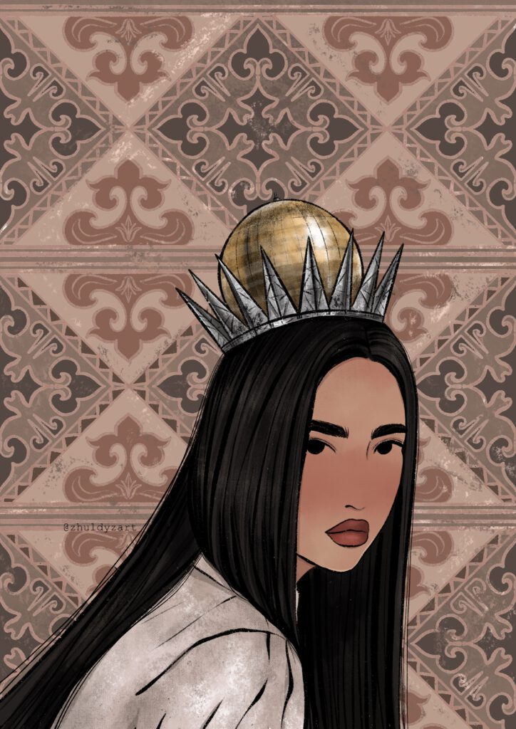 Info Shymkent - Zhuldyz Zholbarys from Almaty - Untitled Artwork 3