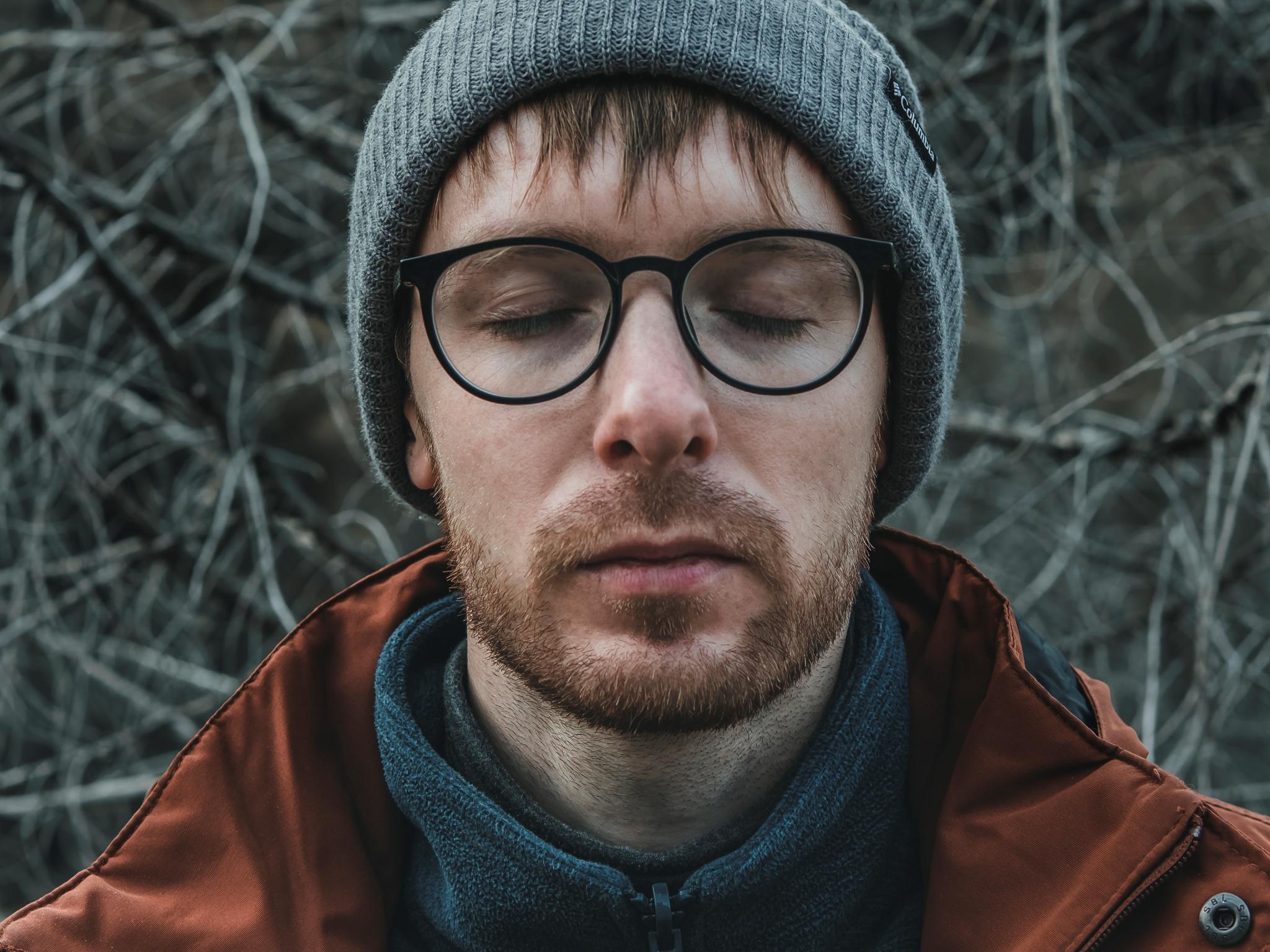 Info Shymkent - Mikhail Vershkov - Enjoy the moment - Self Portrait