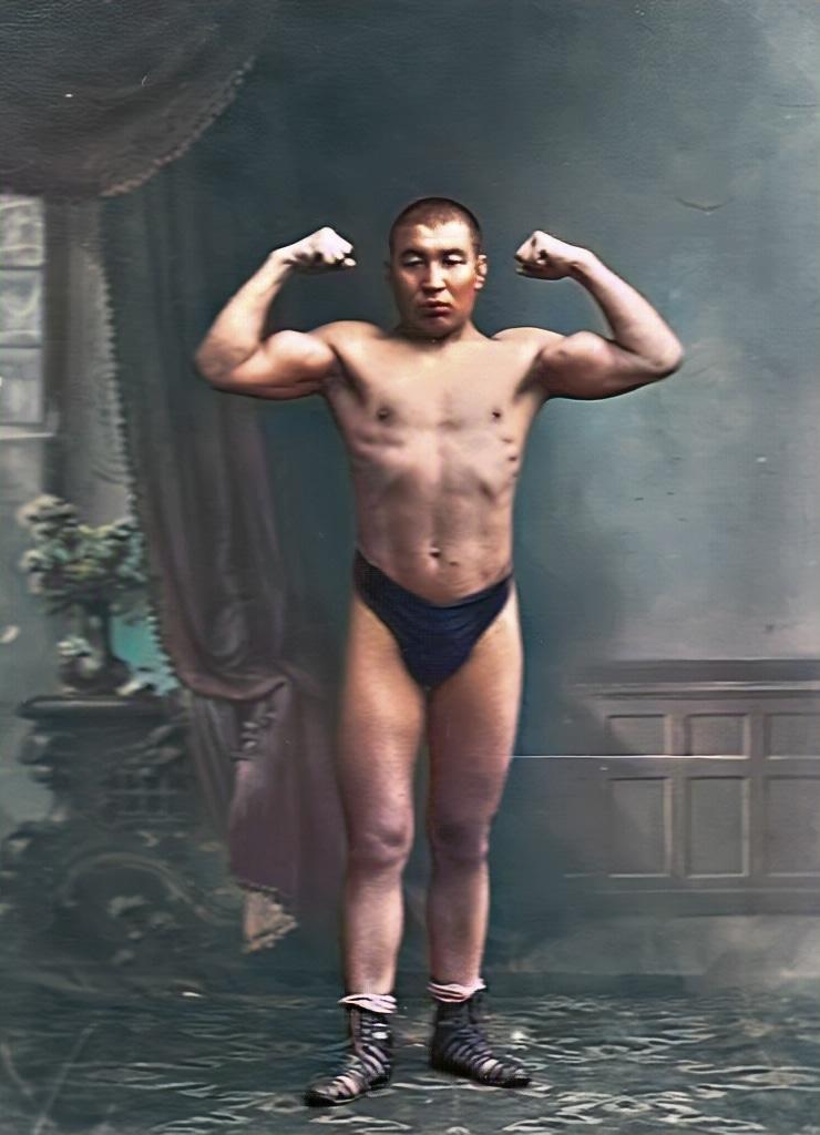 Info Shymkent - Kazakh Wrestler Kazhymukan Munaitpasov